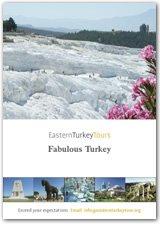 The Silk Road across Turkey brochure