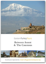 Between Ararat & The Caucasus image