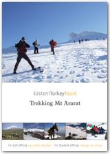 Trekking Mount Ararat brochure
