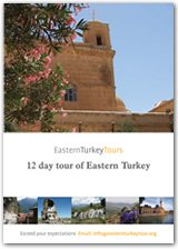 12 Day Tour of Eastern Turkey brochure