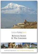Between Ararat & The Caucasus brochure