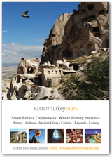 Experience Cappadocia: Where history breathes brochure