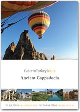 10 Day tour to Ancient Cappadocia brochure