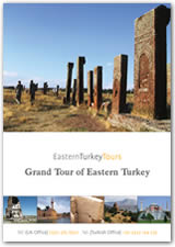 The Grand Tour of Eastern Turkey brochure