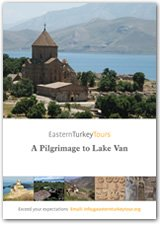 A Pilgrimage to Akdamar & Lake Van brochure